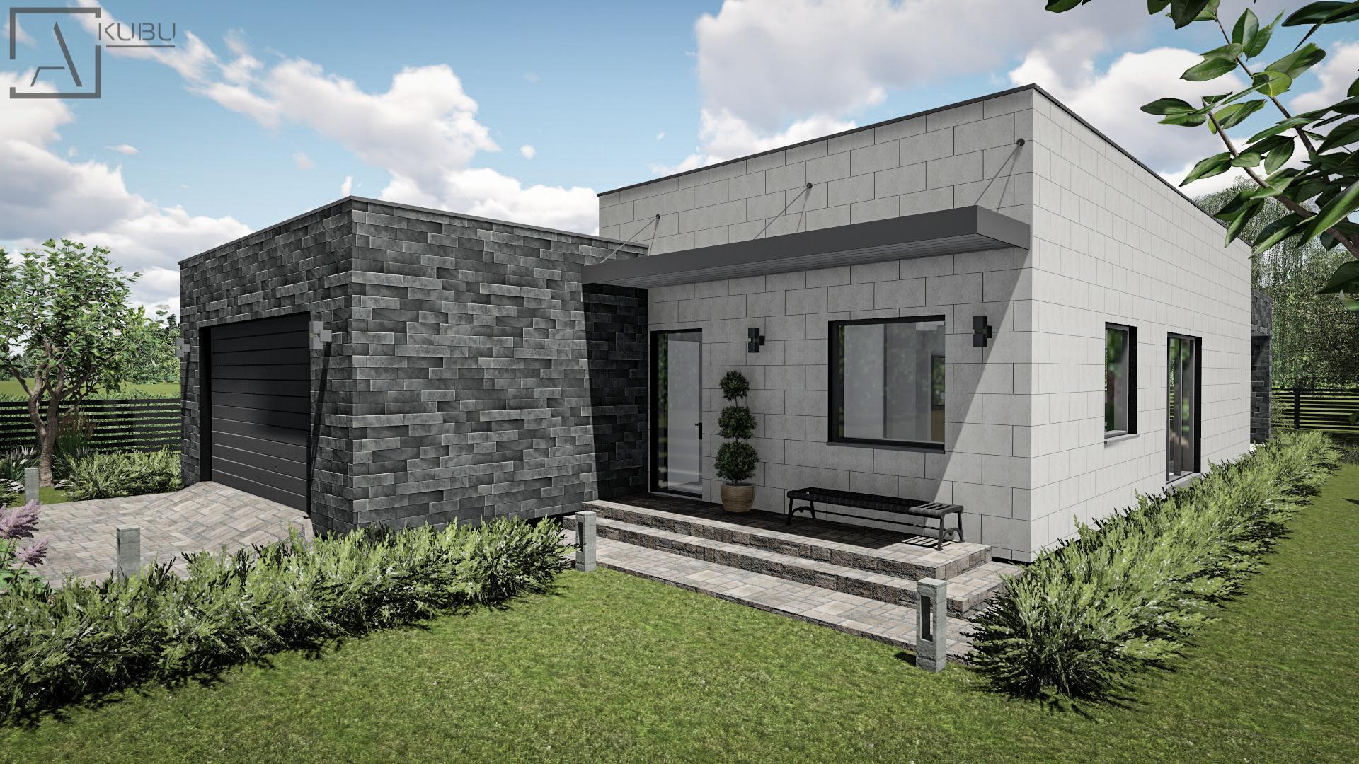 architektūros projektas