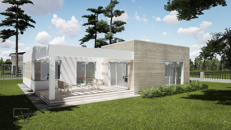 Gyvenamųjų namų projektas