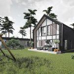 namų projektas BERILAS