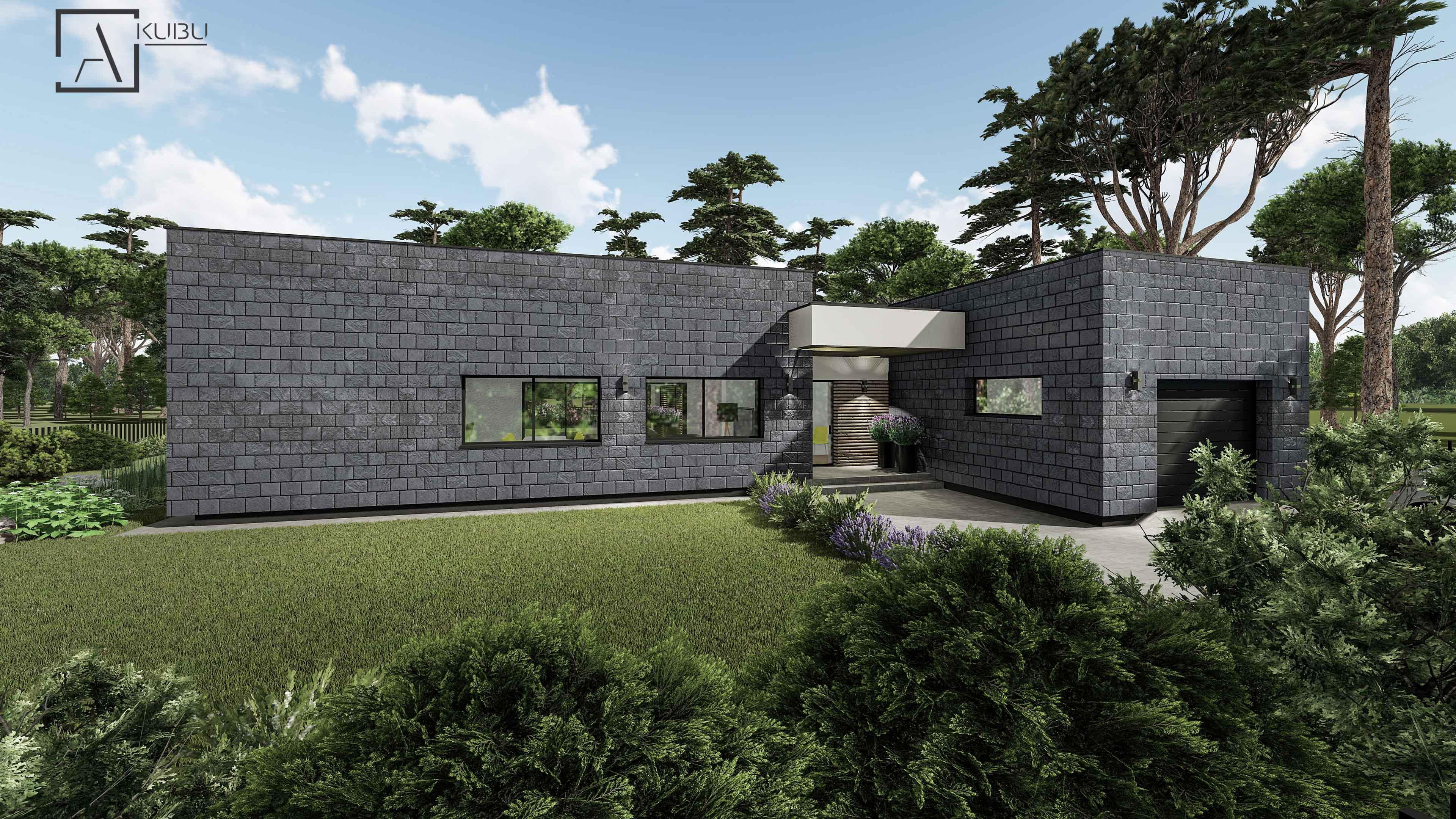 Namo projektas - LAVA