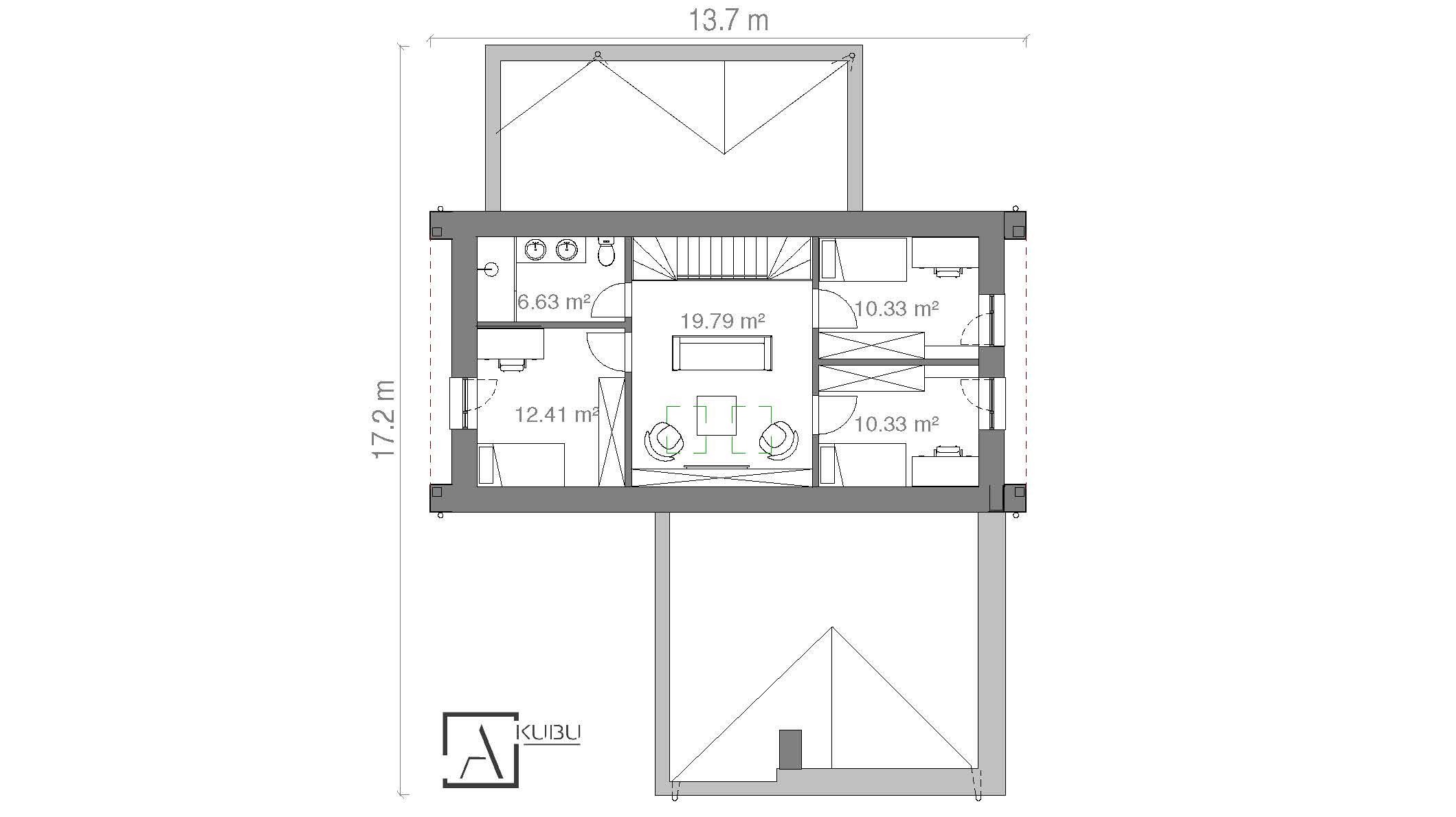 Namų projektas - CINKAS