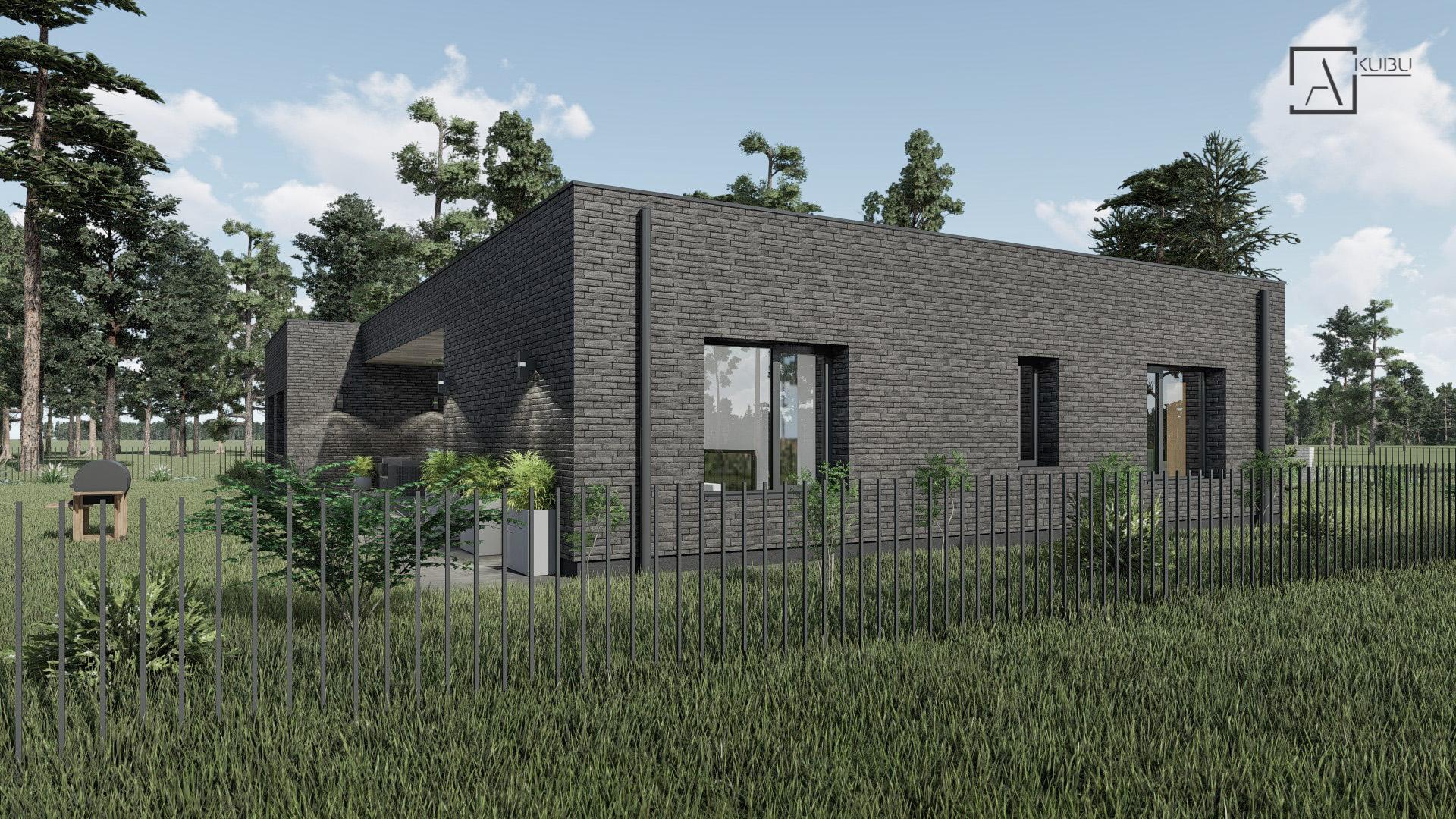 Namų projektai - MORIJONAS